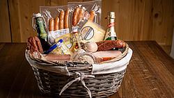 Geschenkkörbe für Fleischliebhaber